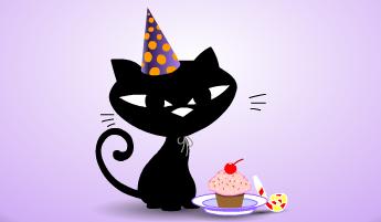 Jinx the Black Cat